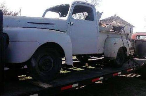 1949 Ford F1 Pickup For Sale (picture 1 of 6)