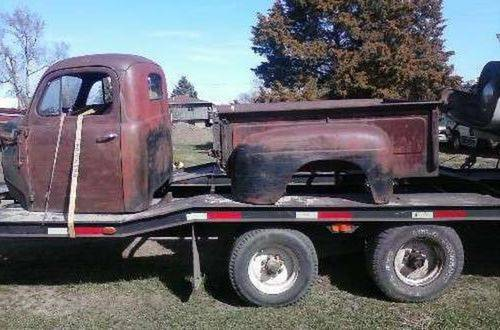 1949 Ford F1 Pickup For Sale (picture 3 of 6)