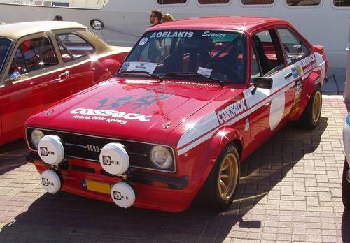 1975 Ford Escort Mk2 RS 2000 Cossack Group 2, show condition For Sale (picture 1 of 6)