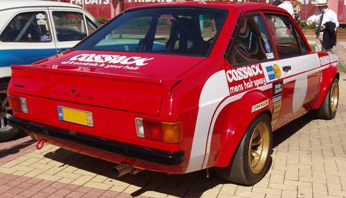 1975 Ford Escort Mk2 RS 2000 Cossack Group 2, show condition For Sale (picture 3 of 6)