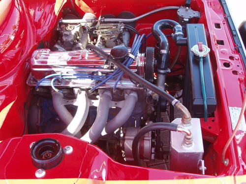 1975 Ford Escort Mk2 RS 2000 Cossack Group 2, show condition For Sale (picture 4 of 6)