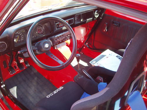 1975 Ford Escort Mk2 RS 2000 Cossack Group 2, show condition For Sale (picture 5 of 6)