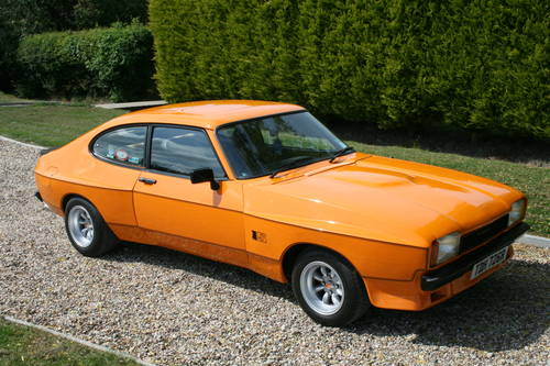 1977 Ford Capri 3.0 S, X Pack.  For Sale (picture 2 of 6)