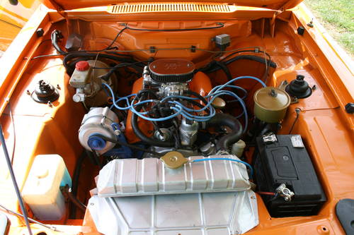 1977 Ford Capri 3.0 S, X Pack.  For Sale (picture 3 of 6)