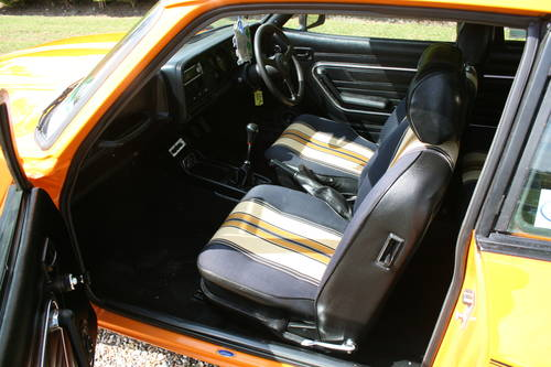 1977 Ford Capri 3.0 S, X Pack.  For Sale (picture 4 of 6)