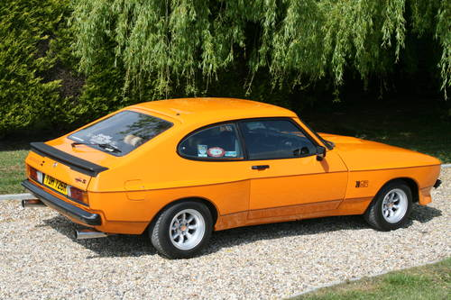 1977 Ford Capri 3.0 S, X Pack.  For Sale (picture 5 of 6)