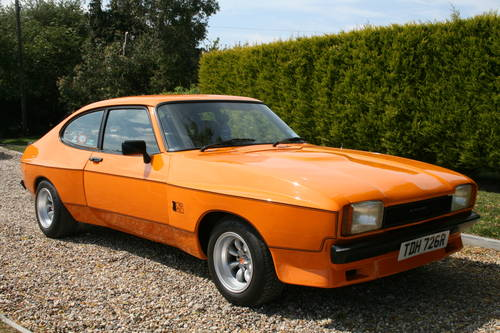 1977 Ford Capri 3.0 S, X Pack.  For Sale (picture 6 of 6)
