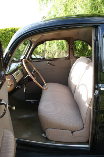 1940 Ford Opera Coupe Deluxe. The best available .. Anywhere For Sale (picture 3 of 6)