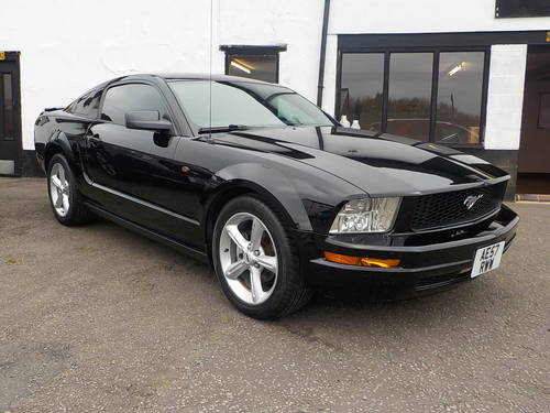 2008 Ford Mustang V6 >> 2008 Ford Mustang 4 0 Litre Premium V6 Manual Sold Car And