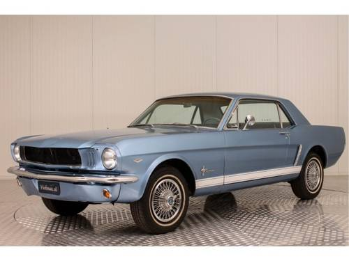 1965 Ford Mustang 289 V8 C-Code For Sale (picture 1 of 6)