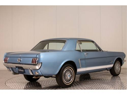 1965 Ford Mustang 289 V8 C-Code For Sale (picture 2 of 6)