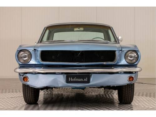 1965 Ford Mustang 289 V8 C-Code For Sale (picture 4 of 6)