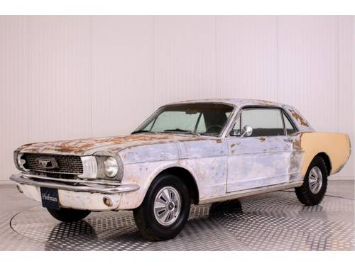 1966 Ford Mustang V8 Automaat For Sale (picture 1 of 6)