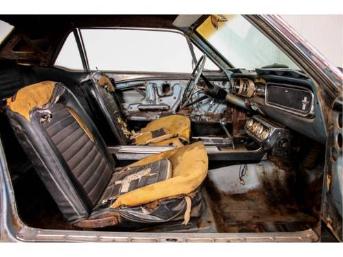 1966 Ford Mustang V8 Automaat For Sale (picture 5 of 6)