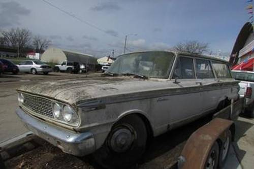 1963 Ford Fairlane Ranch Wagon For Sale (picture 1 of 4)