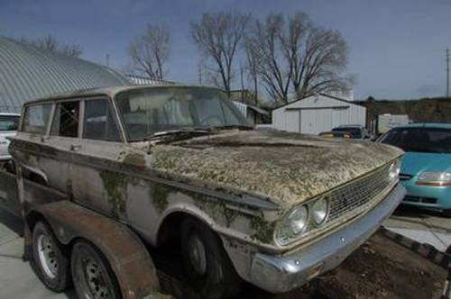 1963 Ford Fairlane Ranch Wagon For Sale (picture 2 of 4)