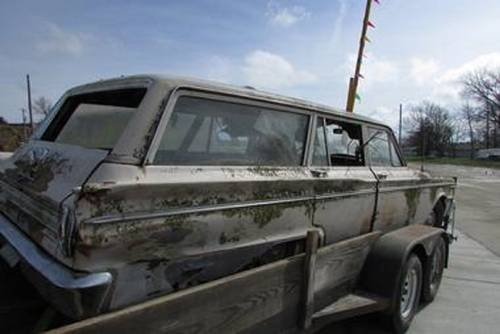 1963 Ford Fairlane Ranch Wagon For Sale (picture 4 of 4)