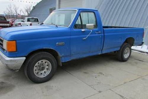 1987 Ford F150 Pickup For Sale (picture 1 of 4)