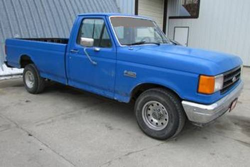 1987 Ford F150 Pickup For Sale (picture 2 of 4)
