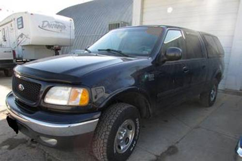 2003 Ford F150 4DR Pickup For Sale (picture 1 of 4)