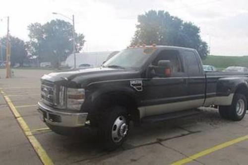 2008 Ford D350 4x4 Pickup For Sale (picture 2 of 4)