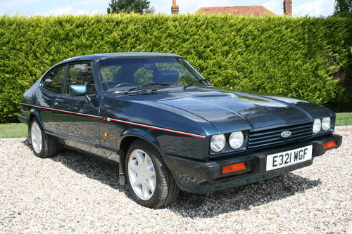 1987 Ford Capri's, and other Classic Ford's  Wanted (picture 1 of 6)