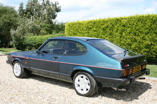 1987 Ford Capri's, and other Classic Ford's  Wanted (picture 2 of 6)