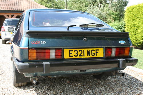 1987 Ford Capri's, and other Classic Ford's  Wanted (picture 6 of 6)