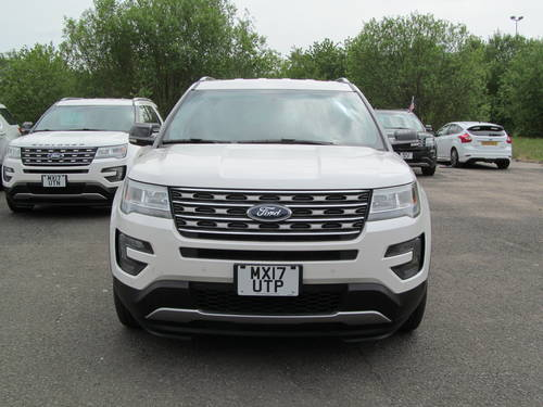 Ford Explorer XLT 2.3L Ecoboost, Auto, 2WD 305Bhp SOLD (picture 1 of 2)