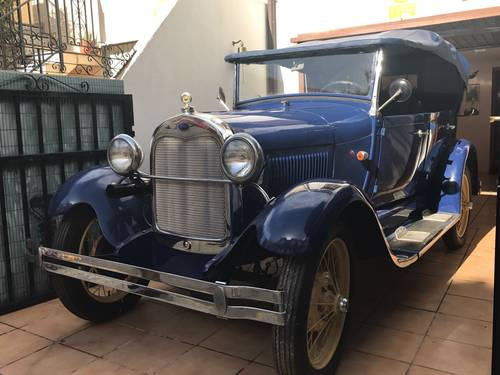1928 Ford A Phaeton 1929 For Sale (picture 1 of 5)