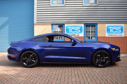 2016 Ford Mustang 2.3 EcoBoost Fastback 6-Speed SOLD (picture 3 of 6)