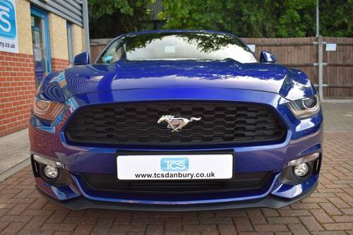 2016 Ford Mustang 2.3 EcoBoost Fastback 6-Speed SOLD (picture 4 of 6)
