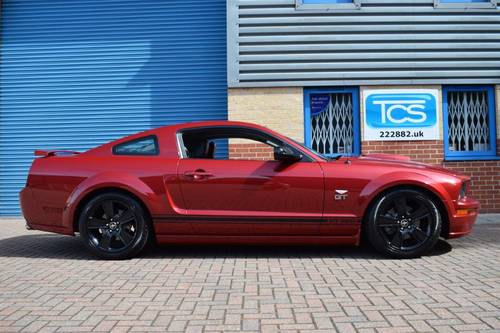2008 Ford Mustang GT Premium Fastback Automatic SOLD (picture 3 of 6)
