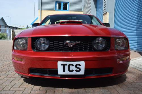 2008 Ford Mustang GT Premium Fastback Automatic SOLD (picture 4 of 6)