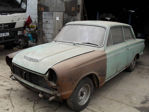 ford cortina mk1 2 door Wanted (picture 1 of 3)