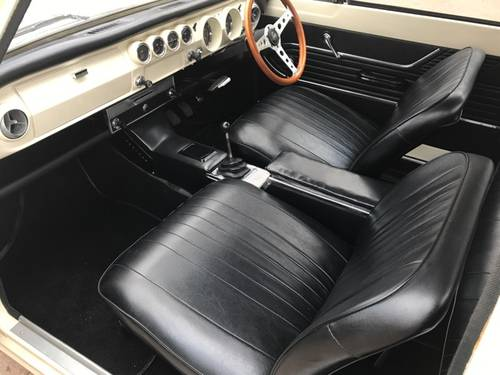 1967 Ford Cortina GT 2 door SOLD | Car And Classic