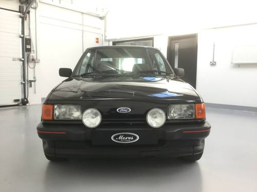 1989 CHERISHED 1 OWNER FIESTA XR2 BLACK SOLD (picture 2 of 6)
