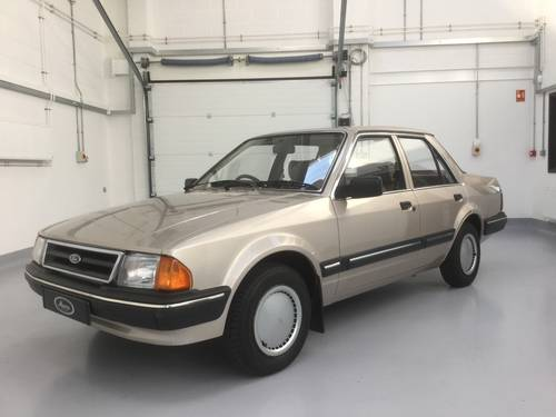 1984 Stunning Ford Orion 1.6GL Only 1 Owner For Sale (picture 1 of 6)