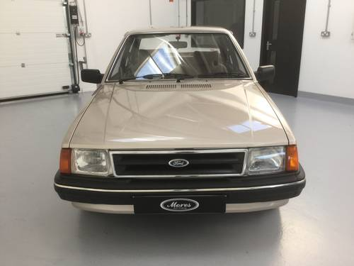 1984 Stunning Ford Orion 1.6GL Only 1 Owner For Sale (picture 2 of 6)