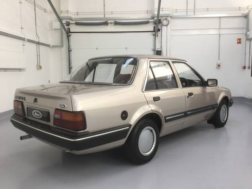 1984 Stunning Ford Orion 1.6GL Only 1 Owner For Sale (picture 3 of 6)