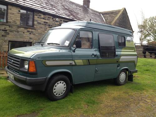 1984 Mk2 Ford Transit 2 9 V6 Cosworth For Sale Car And