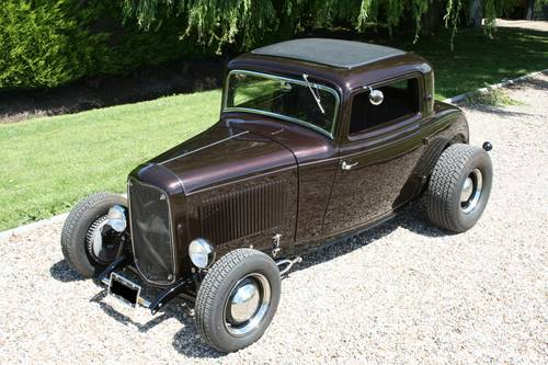 1932 Model B Coupe V8 All Steel Hot Rod. Sold. More Wanted Wanted (picture 1 of 6)