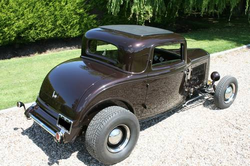 1932 Model B Coupe V8 All Steel Hot Rod. Sold. More Wanted Wanted (picture 2 of 6)