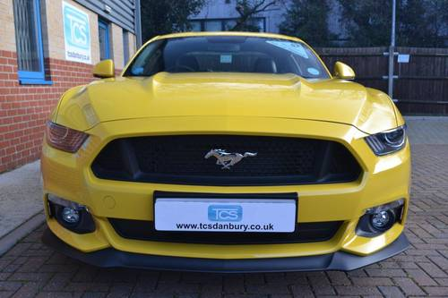 2016 Ford Mustang GT Automatic Fastback SOLD (picture 4 of 6)