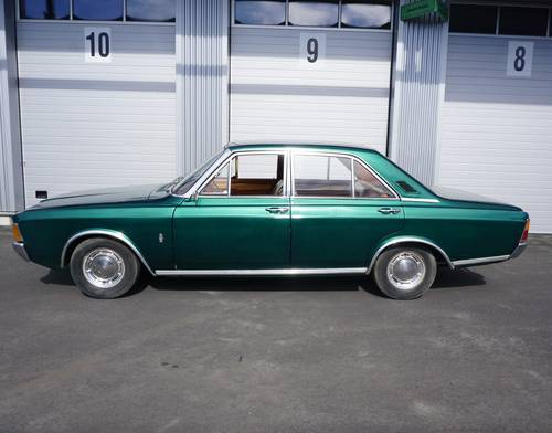 1969 Ford 20m xl 4door For Sale (picture 1 of 6)