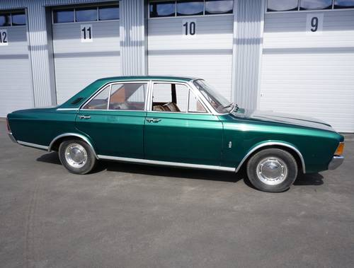 1969 Ford 20m xl 4door For Sale (picture 4 of 6)