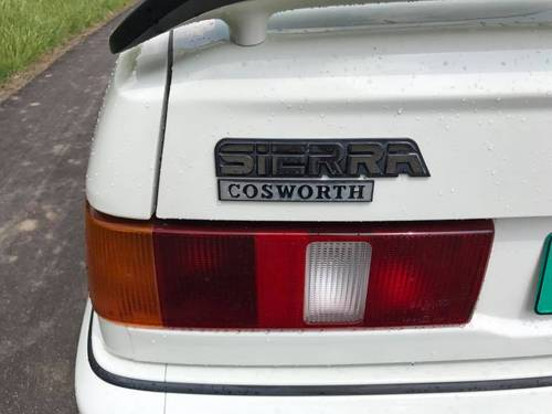 1989 Perfect LHD Ford Sierra Cosworth SOLD (picture 6 of 6)