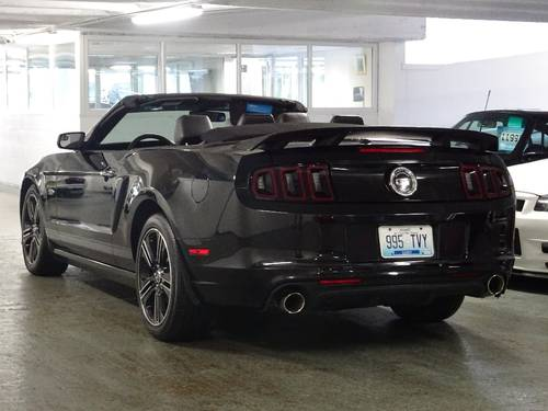 2013 Ford Mustang 5.0 GT V8 ** CALIFORNIA SPECIAL ** CONVERTIBLE For Sale (picture 2 of 6)