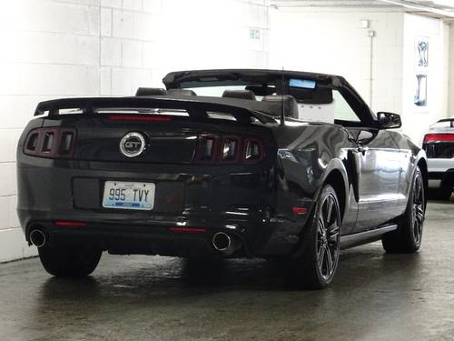 2013 Ford Mustang 5.0 GT V8 ** CALIFORNIA SPECIAL ** CONVERTIBLE For Sale (picture 3 of 6)