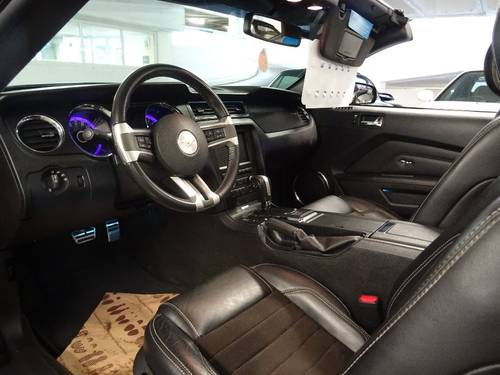 2013 Ford Mustang 5.0 GT V8 ** CALIFORNIA SPECIAL ** CONVERTIBLE For Sale (picture 5 of 6)